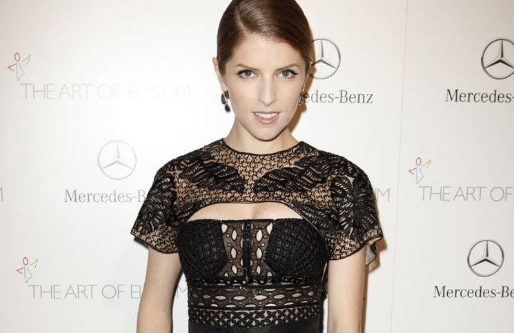 "Anna Kendrick - The Art of Elysium Seventh Annual ""Heaven"" Gala thumb"