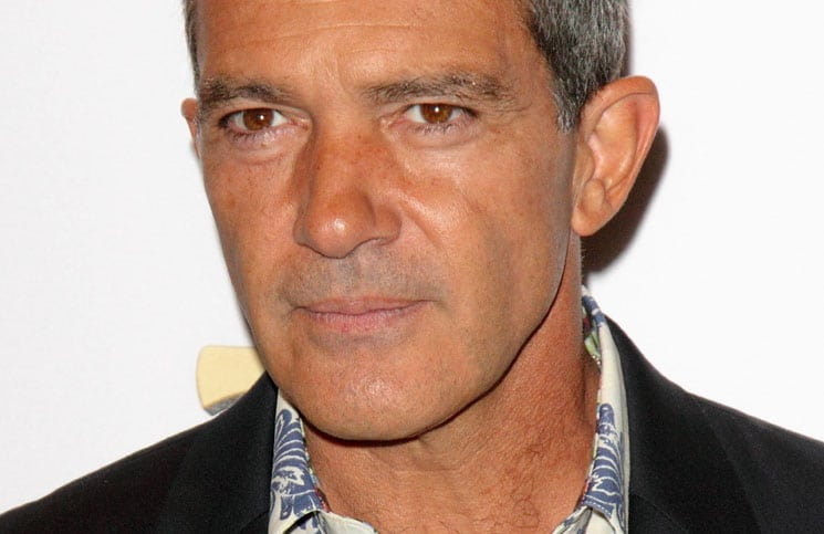 "Antonio Banderas - ""Justin and the Knights of Valour"" UK Premiere thumb"