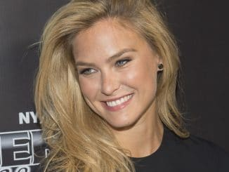 "Bar Refaeli - 11th Annual ""Leather & Laces"" 2014 Super Bowl Party in New York City thumb"
