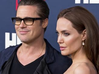 "Brad Pitt and Angelina Jolie - ""The Normal Heart"" New York City Premiere"