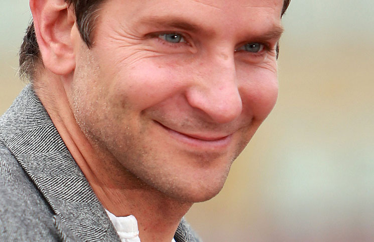 "Bradley Cooper - ""American Hustle"" Moscow Photocall"