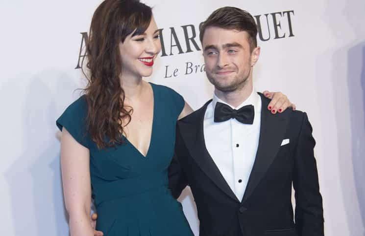 Erin Darke, Daniel Radcliffe - 68th Annual Tony Awards in New York City