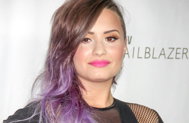 "Demi Lovato - Logo TV's ""Trailblazers"" Pride Event"