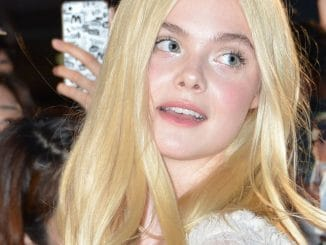 "Elle Fanning - ""Maleficent"" Japan Premiere"