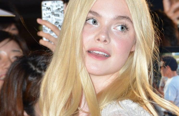 "Elle Fanning - ""Maleficent"" Japan Premiere"