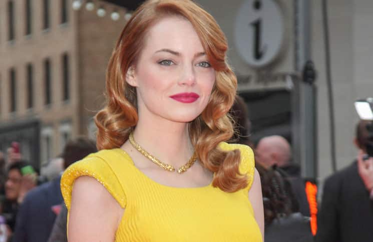 "Emma Stone - ""The Amazing Spider-Man 2"" World Premiere - Arrivals"