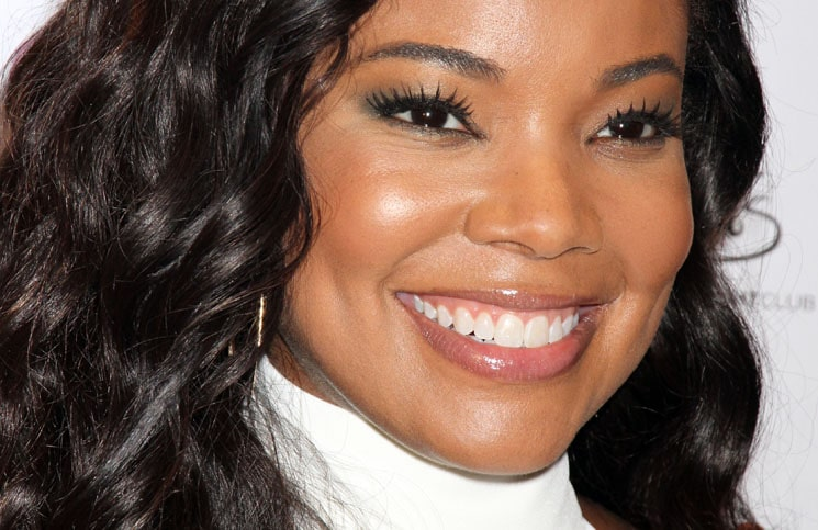 Gabrielle Union - Vegas Magazine Celebrates 11th Anniversary With Gabrielle Union and Ciroc