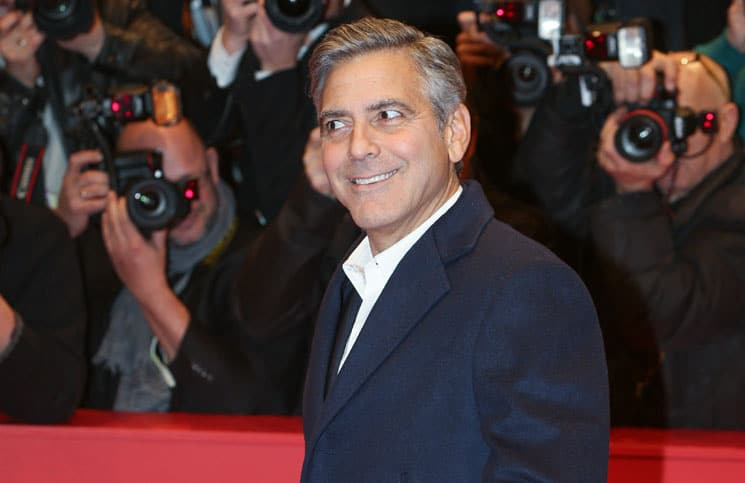 George Clooney - 64th Annual Berlinale International Film Festival