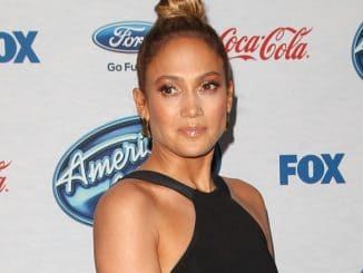 "Jennifer Lopez - Fox's ""American Idol XIII"" Meet the Finalists Celebration"