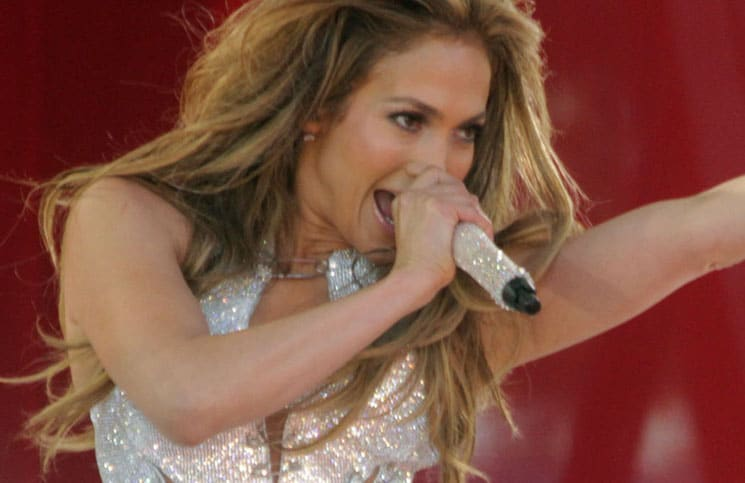 "Jennifer Lopez - ""Good Morning America"""
