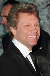 Jon Bon Jovi - Winter Whites Gala in Aid of Centrepoint at Kensington Palace in London