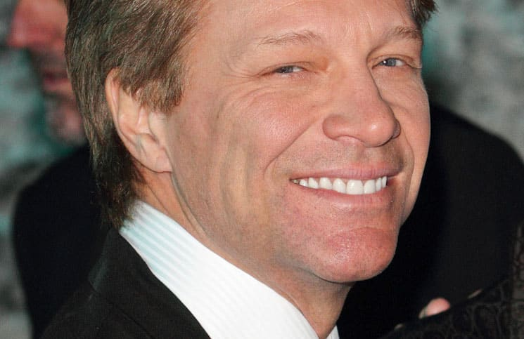 Jon Bon Jovi - Winter Whites Gala in Aid of Centrepoint at Kensington Palace in London thumb