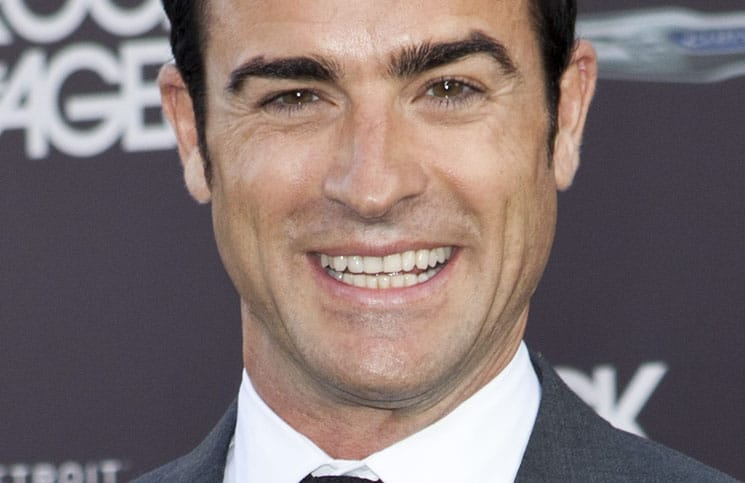 """Justin Theroux - """"Rock of Ages"""" World Premiere thumb"""