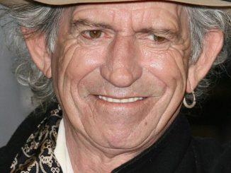 "Keith Richards ""Life"" Book Signing at Waterstones in London"