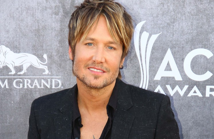 Keith Urban - 49th Annual Academy of Country Music Awards