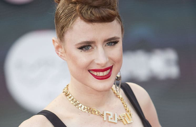 Kiesza - 2014 MuchMusic Video Awards