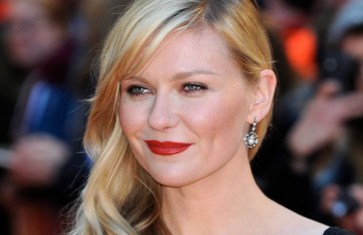 """Kirsten Dunst - """"The Two Faces of January"""" UK Premiere - Arrivals"""