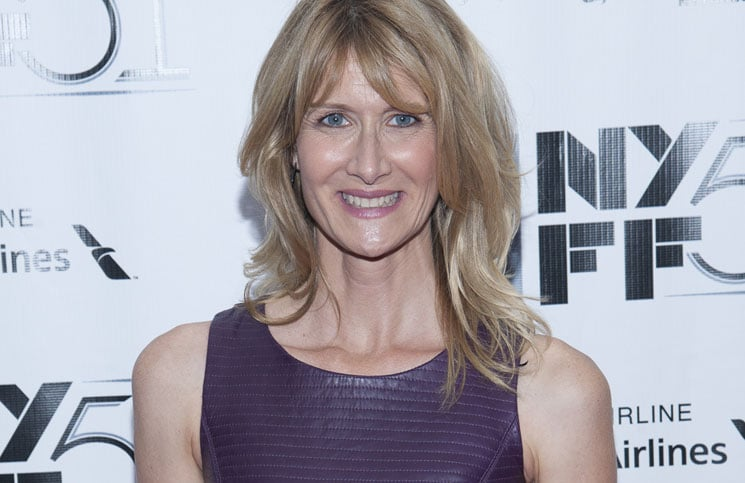 Laura Dern - 51st Annual New York Film Festival thumb