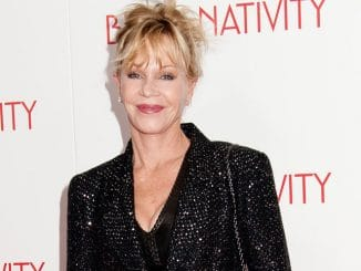 "Melanie Griffith - ""Black Nativity"" New York City Premiere - Arrivals"