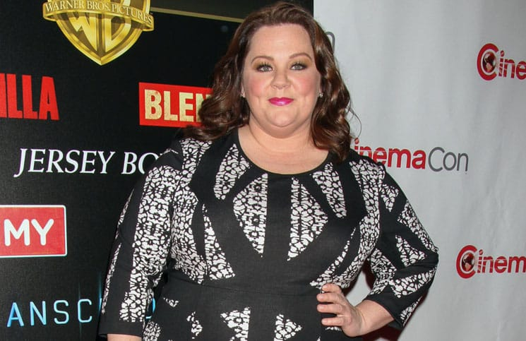 Melissa McCarthy - CinemaCon 2014 - Day 4 thumb