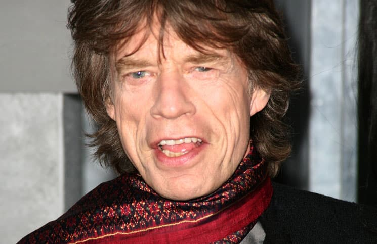 "Mick Jagger - ""Shutter Island"" New York Special Screening thumb"
