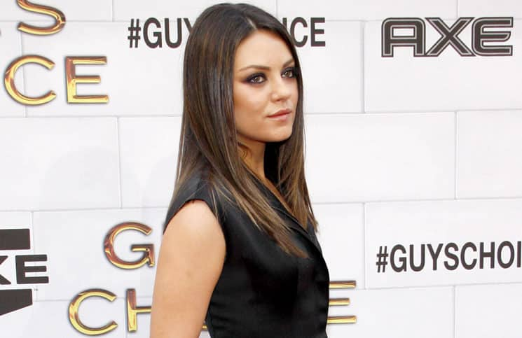 "Mila Kunis - Spike TV's 6th Annual ""Guys Choice"" Awards thumb"