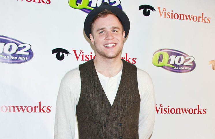 Olly Murs - Q102's Jingle Ball 2012 thumb
