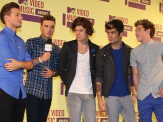 One Direction - 2012 MTV Video Music Awards