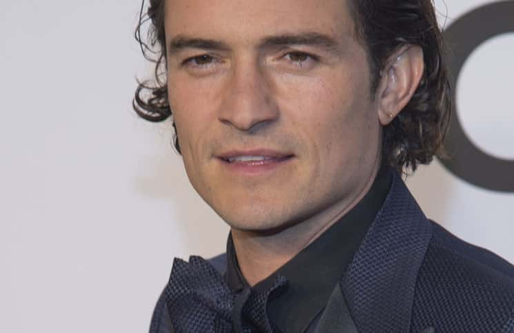 Orlando Bloom - 68th Annual Tony Awards in New York City
