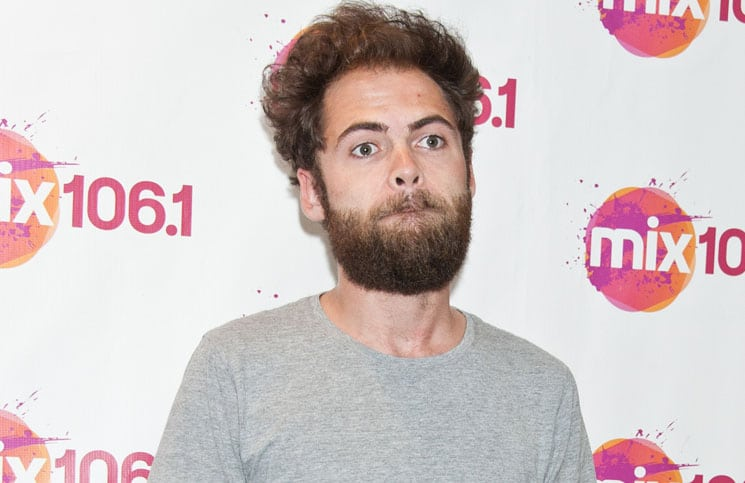 Passenger in Concert at Mix 106's Performance Theatre in Bala Cynwyd thumb