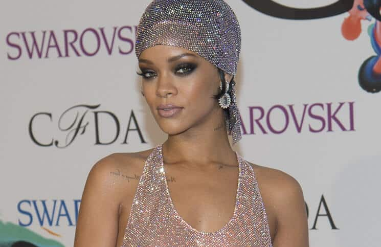Rihanna - 2014 CFDA Awards in New York City