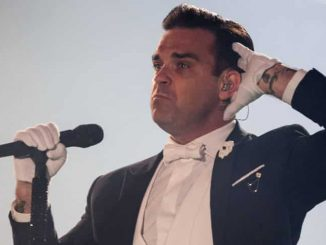 Robbie Williams - Rock in Rio Lisboa 2014 - May 25, 2014 thumb