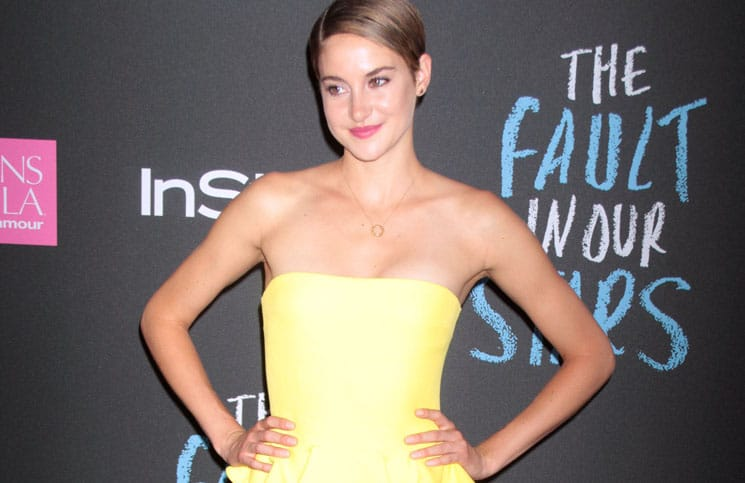 """Shailene Woodley - """"The Fault In Our Stars"""" New York Premiere"""