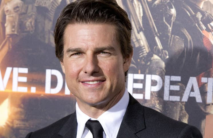 Tom Cruise - AMC Loews Lincoln Square - New York