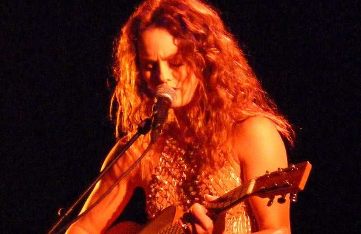 Vanessa Paradis in Concert at the Orpheum Theatre in Los Angeles thumb