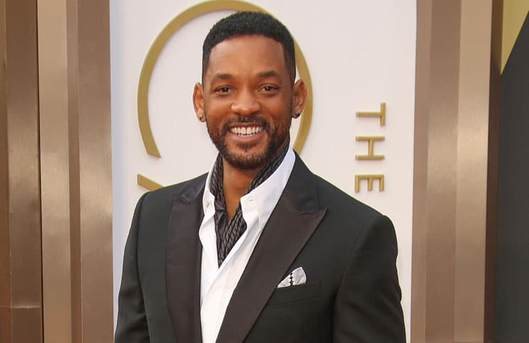 Will Smith - 86th Annual Academy Awards