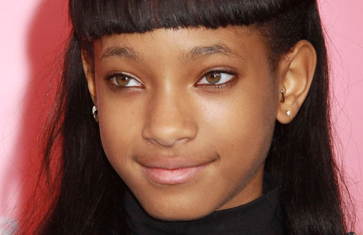 """Willow Smith - """"The Hunger Games: Catching Fire"""" Los Angeles Premiere - Arrivals thumb"""