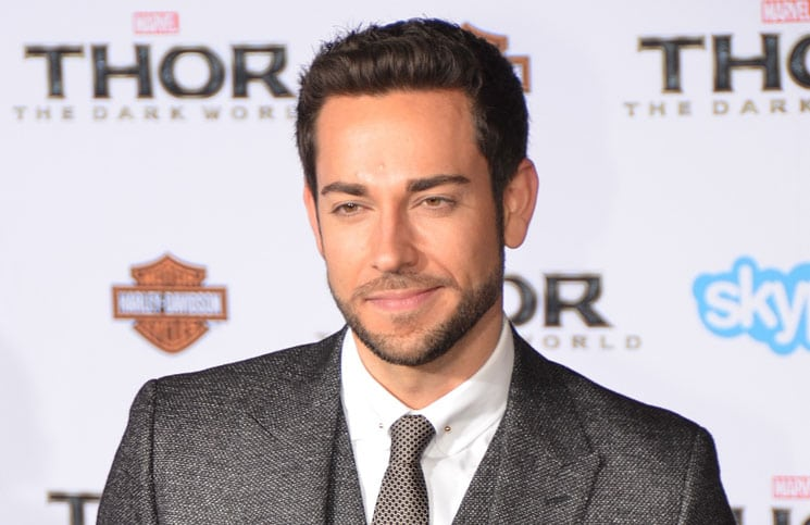 "Zachary Levi - ""Thor: The Dark World"" Los Angeles Premiere thumb"