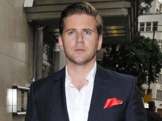 Allen Leech - Lamborghini TL 66 New Mobile Launch Party