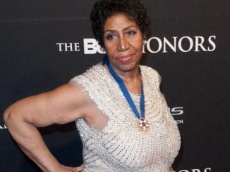 Aretha Franklin - BET Honors 2014 - Arrivals