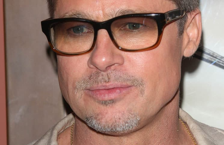 "Brad Pitt - ""Big Men"" Los Angeles Special Screening"