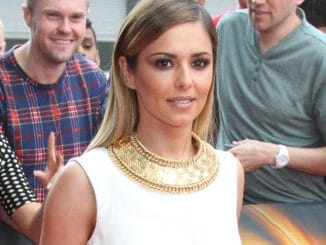"Cheryl Cole - ""The X Factor"" 2014 UK Auditions"