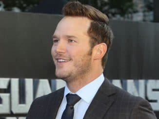 "Chris Pratt - ""Guardians of the Galaxy"" European Premiere"