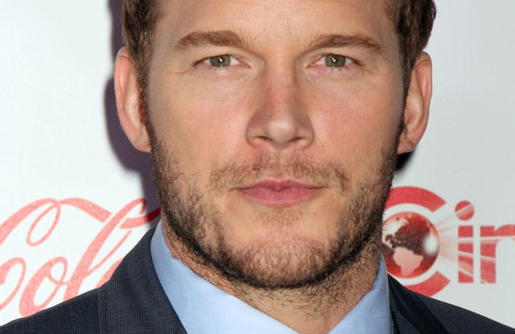 Chris Pratt - CinemaCon 2014 - Day 4