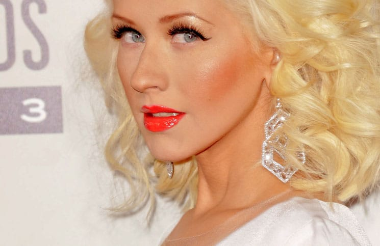 Christina Aguilera - 41st Annual American Music Awards