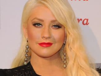 "Christina Aguilera ""Royal Desire"" Fragrance Launch at Upside East Lounge"