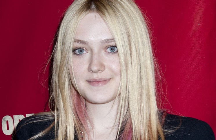 "Dakota Fanning - ""Orphans"" Broadway Opening Night - Arrivals"