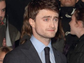"Daniel Radcliffe - 57th Annual BFI London Film Festival - ""Kill Your Darlings"" Screening"