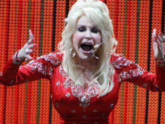 Dolly Parton in Concert at the Liverpool Echo Arena
