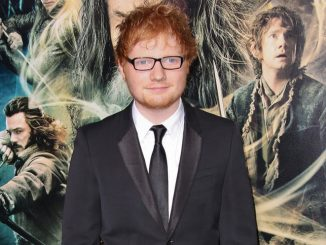 "Ed Sheeran - ""The Hobbit: The Desolation of Smaug"" Los Angeles Premiere"